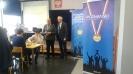 Sprawozdanie z Drużynowych Mistrzostw Poznania w szachach szkół LO, IMS, ID 2019/2020, 8-9.11.2019 Poznań